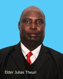 Elder Julius Theuri