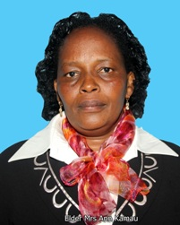 Elder Mrs Ann Kamau