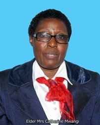 Elder Mrs Catherine Mwangi