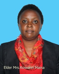 Elder Mrs. Roseann Maina