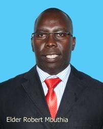 Elder Robert Mbuthia