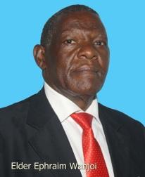 Elder Wanjohi